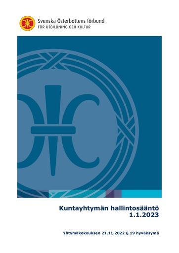 Hallintosääntö 1.6.2020